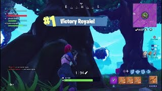 FORTNITE NEW GAME MODE - SOLID GOLD #1 Victory Royale