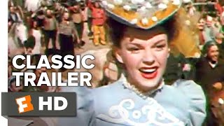 The Harvey Girls (1946) Official Trailer - Judy Garland Movie
