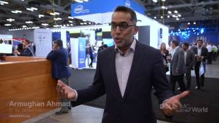 Dell EMC World 2016 - Armughan Ahmad, SVP, Global Solutions and Technology Alliances