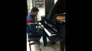 Tum hi ho...Grand piano..just a try