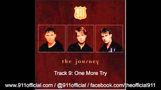 911 - The Journey Album - 09/12 One More Try [Audio] (1997)