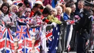 Celebrations mark Queen Elizabeths 90th birthday