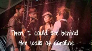 Brandi Carlile - Caroline (Ballad) w/ Lyrics on screen