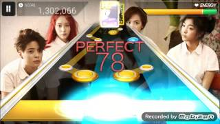 [SuperStar SMTown] Kick - f(x) Hard First Attempt