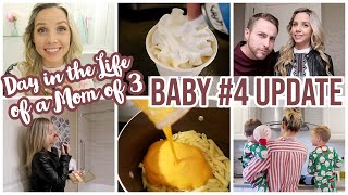 WE DECIDED ON BABY #4 // DITL OF A STAY AT HOME MOM