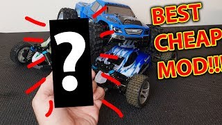 BEST almost Free RC Car Upgrade - WLToys A959 & A979