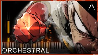 Seijaku no Apostle (静寂のアポストル) | One Punch Man S2 OP (Opening) 「Epic Orchestral Cover」