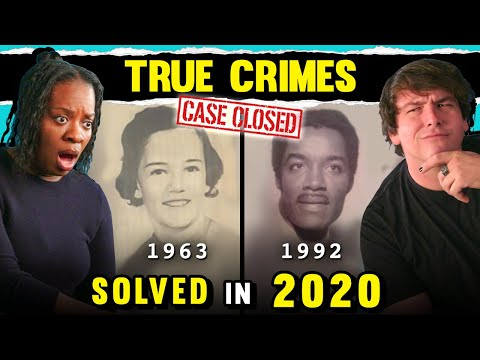 Adults React To True Crimes Solved in 2020