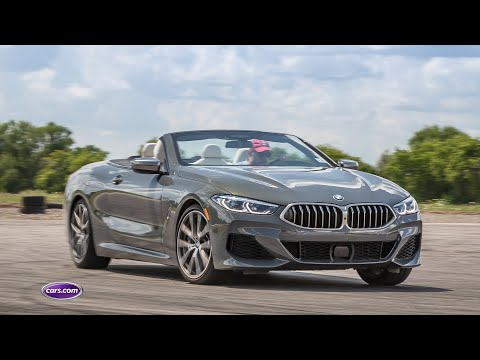 2019 BMW M850i Convertible Video: Driving in the Lap of Luxury