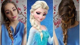 Tutorial: Proměna v Elsu (Ledové království) / Transformation to Elsa (Frozen)