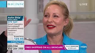 Skinn Cosmetics DermAppeal Microderm Beauty Treatment