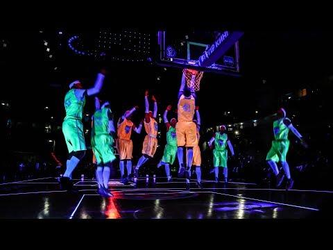 Light Off Basketball Show All Star Game 2019: Inside