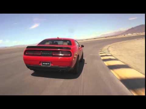 2015 Dodge Challenger SRT Hellcat Preview