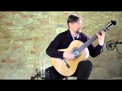 Liuteria Guadagna - Chitarra classica da concerto la