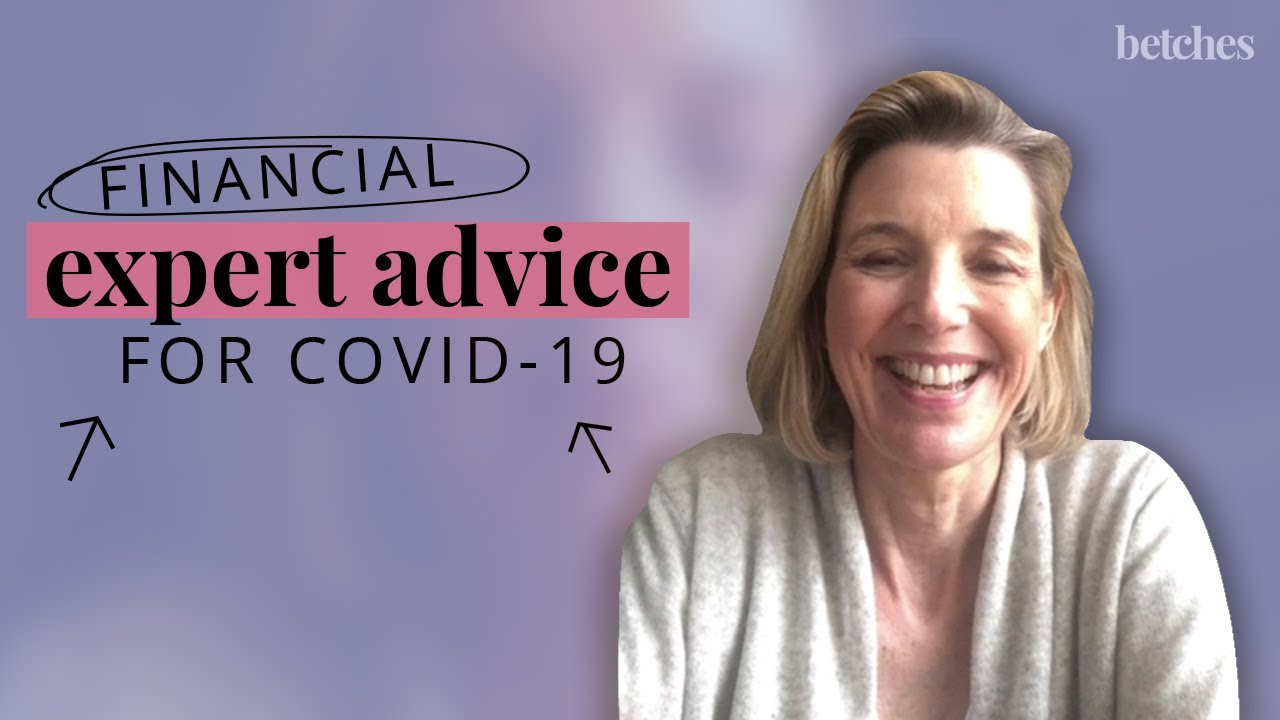 Expert Financial Advice from Sallie Krawcheck on COVID 19