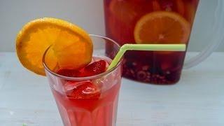 Flavored Water -- Idee Zum Mehr Wasser Trinken