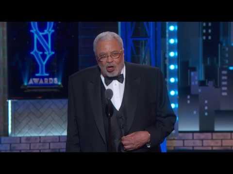 Acceptance Speech: James Earl Jones (2017) by The Tony Awards