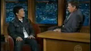 Jackie Chan Forbidden Kingdom Action Interview