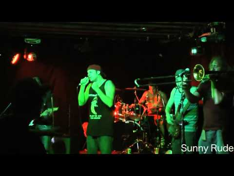 Sunny Rude at Winstons Aug 8th 2012