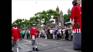 Reuzengilde Oisterwijk Maastricht 2014