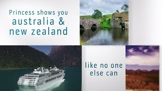 Australia & New Zealand 2019-2020 Cruises  Video