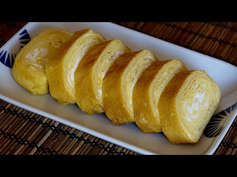 Tamagoyaki Recipe – Japanese Cooking 101