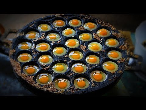 Eggs Street Food | Best Street Foods Around The World | Asian Street Food Videos Japan