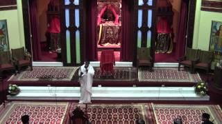 Toronto St. Mary Ethiopian Orthodox Tewahedo Cathedral - Meri Geta Tesfa (November 23, 2012)