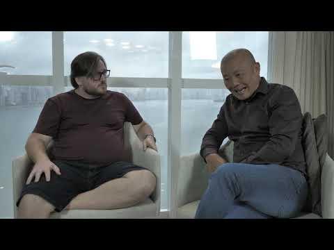 Entrevista com Claudio Segawa - Jimmy Fenner