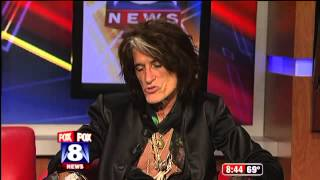 Joe Perry opens up about life in and out of Aerosmith