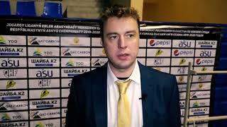 ОЧРК 2019/20. Пресс-конференция ХК «Темиртау» - ХК «Ertis», игра №87, 90