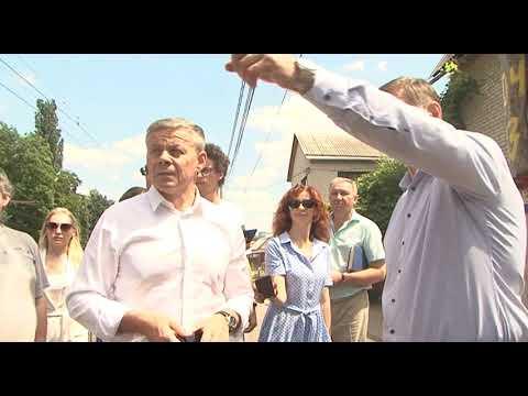 Мэр Курска поручил привести центр города в порядок