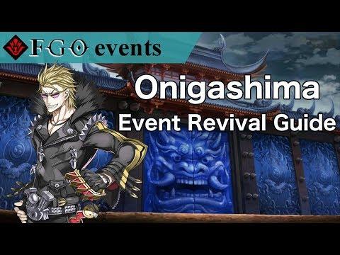 Onigashima Revival Guide | Fate/Grand Order NA - FGO Tips