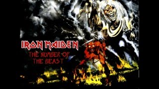 Iron Maiden - Hallowed be Thy Name [UNOFFICIAL 2015 REMASTER]