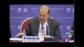 Mr. Carlos Slim Helú's Opening Speech @ Broadband Commission Meeting, Ohrid, Macedonia