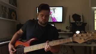 """Every Time I Die """"Wanderlust"""" Bass Cover"""