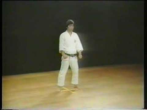 Bassai Sho - Shotokan Karate