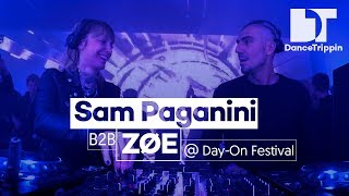 Sam Paganini b2b ZØE - Live @ Day-On Festival, ADE 2016