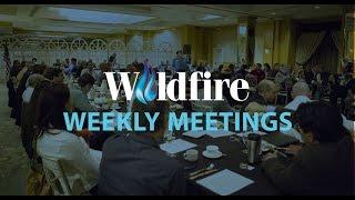 Wildfire Networking - Meeting Rundown