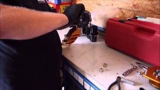 ISC How To: Rear LCA Pillowball Greasing