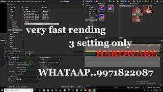HOW TO FAST EXPORT EDIUS ten minut  9.8.7