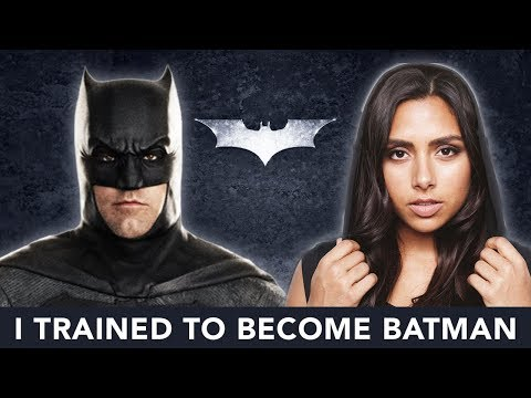 I Trained To Become Batman ? (Justice League)