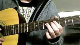 ACDC Bonnie riff lesson on Classic Guitar
