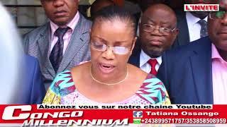 REUNION YA UDPS, MLC NA UNC BAZUI DECISION NINI BOYOKA BINO MOKO NO COMMENT.