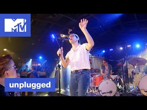 'Goodmorning' 360° Bleachers Performance | MTV Unplugged
