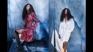 SIMPLE FASHION PORTRAITS | BEHIND THE SCENES