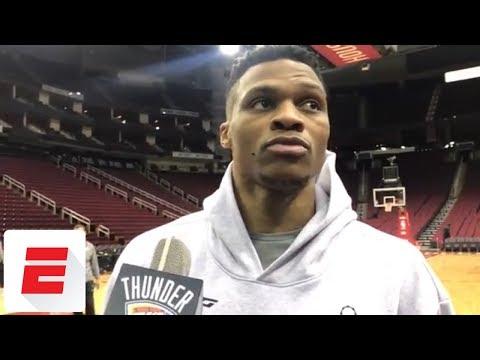 Russell Westbrook won't make MVP pick | ESPN