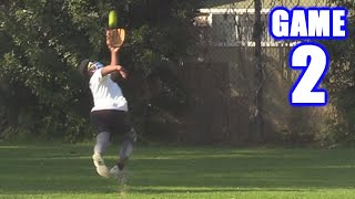 GABE'S INCREDIBLE CATCH! | On-Season Softball Series | Game 2
