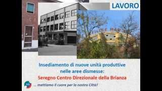 preview picture of video 'AMARE SEREGNO   PROGRAMMA ELETTORALE'