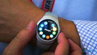 Samsung Gear S2 Hands-On | Pocketnow